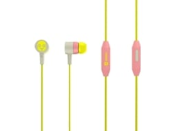 Auricular in-ear GOODIS Kiss c/ Mic — 16 ohms / 100 dB ± 3dB