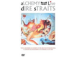 DVD Dire Straits - Alchemy Live — Pop-Rock