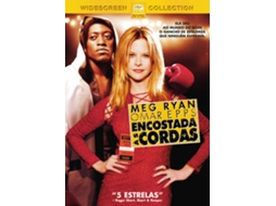 DVD Encostada às Cordas — De: Against the Ropes | Com: Meg Ryan, Omar Epps, Charles S. Dutton