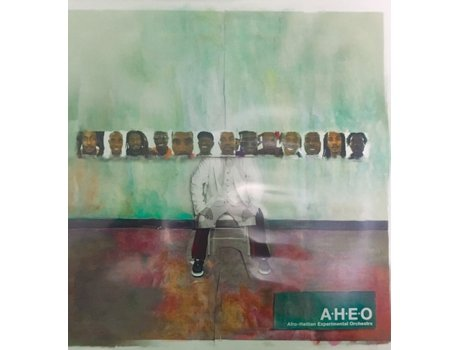 Vinil AHEO - Afro-Haitian Experimental Orchestra