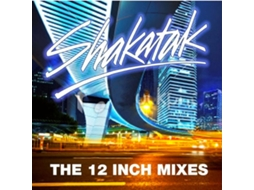 CD Shakatak - The 12 Inch Mixes