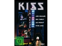 CD/DVD Kiss Las Vegas — Pop-Rock