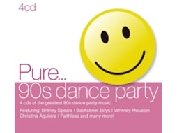 CD Vários - Pure...90s Dance Party — Pop-Rock