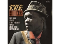 Vinil John Lee Hooker:Two Sides Of John — Pop-Rock