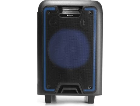 Coluna Bluetooth NGS Wildmetal — Bluetooth | 120W