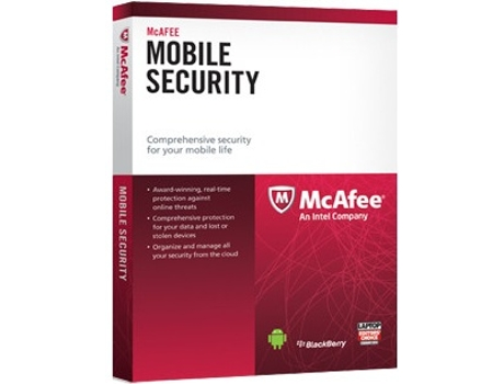 Software Antivírus MCAFEE Mobile Security — Software | Segurança