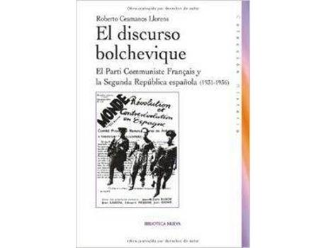Livro Discurso Bolchevique (Espanhol)