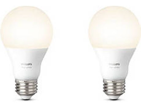 Lâmpada PHILIPS HUE A60 E27 Kit Branco — Smart Lighting / E27