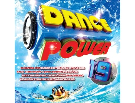 CD Vários-Dance Power 19 — House / Electrónica