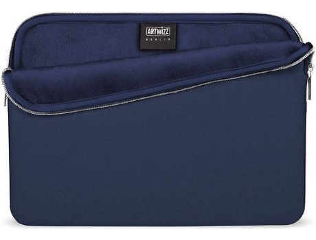 Bolsa ARTWIZZ Neoprene MacBook 12'' Azul — 12''