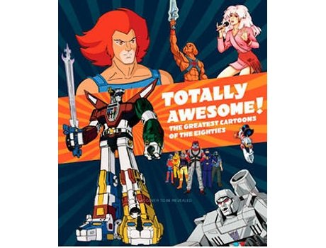 Marca do fabricante - Livro Totally Awesome de Andrew Farago