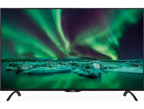 TV LED 4K Ultra HD 49'' KUBO Smart 4K WIFI — 4K Ultra HD| 49''| A+