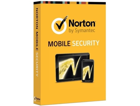 Software NORTON Mobile Security 3.0 — 1 Dispositivo