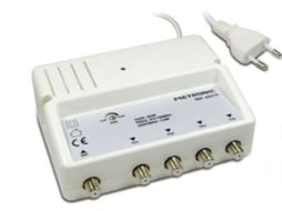 Amplificador METRONIC 4G 432175 — 470-790 MHz | 28dB | 75 ohms