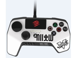 Fightpad MADCATZ PS4 Street Fighter V PRO A1 WHT RYU — PS4