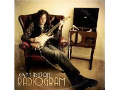 CD Gwyn Ashton - Radiogram