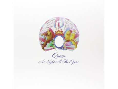Vinil Queen - A Night at the Opera — Pop-Rock