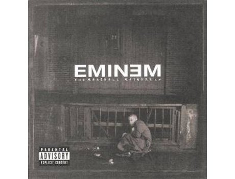 CD+Vinil Eminem - The Marshall Mathers — Hip-Hop