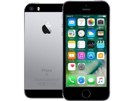 Smartphone APPLE iPhone SE 32GB Space Grey — iOS 10 / 4´´/ A9