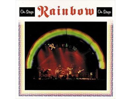 Vinil Rainbow: On Stage — Pop-Rock