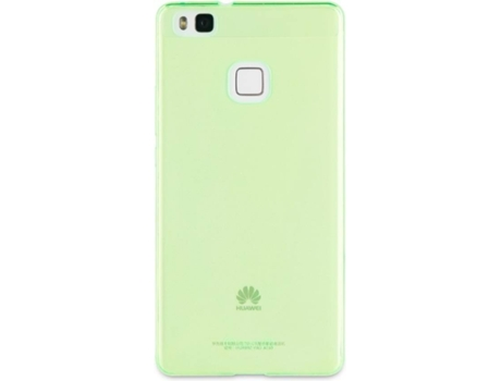 Capa MUVIT Crystal Soft Huawei P9 Lite Verde — Compatibilidade: Huawei P9 Lite