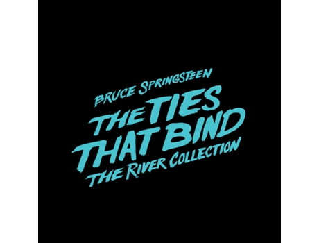Blu-Ray Bruce Springsteen - The Ties That — Pop-Rock Internacional
