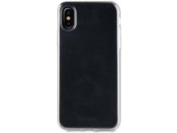 Pack Capa e Película MUVIT Soft iPhone X — Compatibilidade: iPhone X