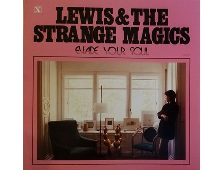 Vinil Lewis And The Strange Magics - Evade Your Soul
