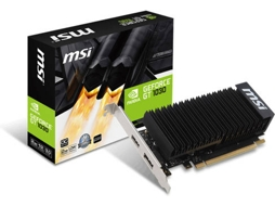 Placa Gráfica MSI GeForce GT 1030 OC Low Profile (NVIDIA - 2 GB DDR5) — NVIDIA