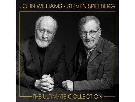 CD + DVD John Williams & Steven Spielberg - The Ultimate Collection — Banda Sonora