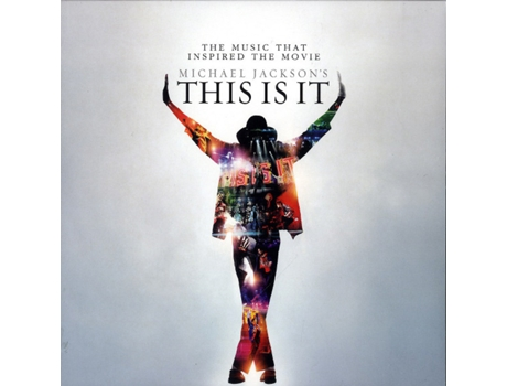 "Vinil Michael Jackson - The Music That Inspired The Movie ""Michael Jackson's This Is It"""
