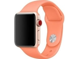 Bracelete APPLE Watch 38mm Pêssego — 38 mm | S/M