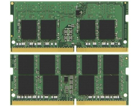 Memória SODIMM KINGSTON DDR2 1GB 800 MHz CL6 — 1 GB / 800 MHz / DDR2