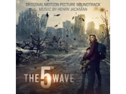 CD Henry Jackman - The 5th Wave — Banda Sonora