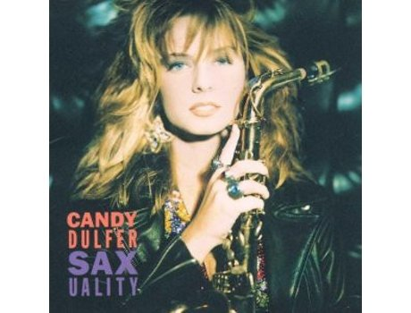 CD Candy Dulfer - Saxuality