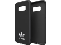 Capa ADIDAS Moulded Samsung Galaxy Note 8 Preto — Compatibilidade: Samsung Galaxy Note 8