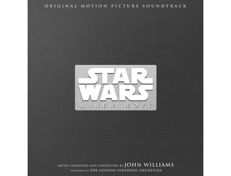 UNIVERSAL-MUSIC - Vinil LP John Williams - Star Wars: A New Hope-Box