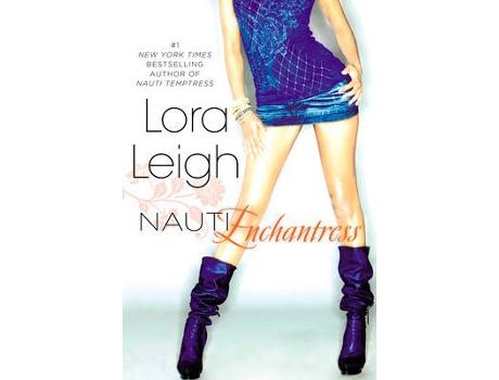 Marca do fabricante - Livro Nauti Enchantress de Lora Leigh