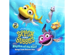 CD Tartaglia/Carrara-Rudolph/Garcia/Carr/Kimball/+ - Jim Henson's Splash and Bubbles (1CD)