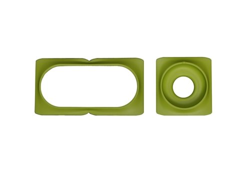 Color Rings para Minigarden Basic S Uno (Verde) — Verde
