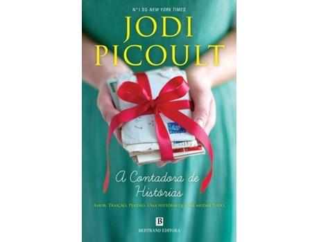 BERTRAND - Livro A Contadora de Histórias de Jodi Picoult (Português - 2015)