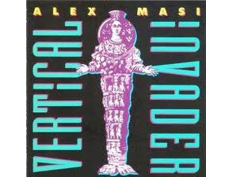 CD Alex Masi  - Vertical Invader