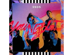 CD 5 Seconds Of Summer - Youngblood (Deluxe Edition) — Pop-Rock