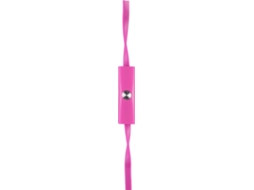 Auriculares MELIONI Speak Fluo Purple — Com Fios / Com Micro