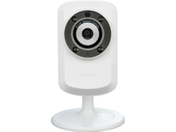 Câmara de Vigilância D-LINK DCS-932L — Wireless | Microsoft Windows, Mac OS