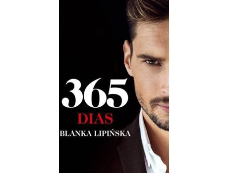 LUA-DE-PAPEL - Livro 365 Dias de Blanka Lipinska (Português)