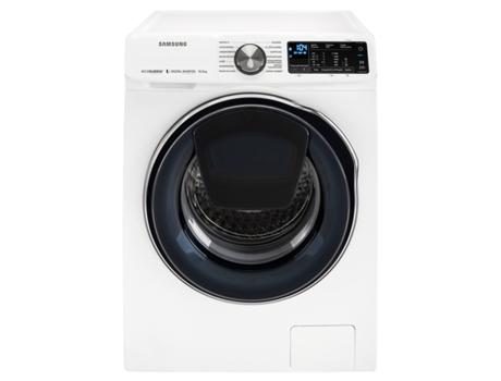 Máquina de Lavar Roupa SAMSUNG WW10N645RPW (10 kg - 1400 rpm - Branco)