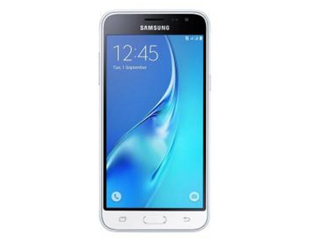 Smartphone GALAXY J3 DS Branco — Android 5.1 / 5'' / 4G / Quad Core 1.5 GHz