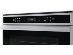 Forno WHIRLPOOL WCollection W6OM44PBS1P — Multifunções | Pirolítico | 73 L | A+