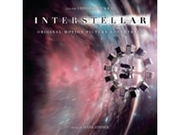 CD Hans Zimmer - Interstellar (Original Motion Picture Soundtrack) — Banda Sonora